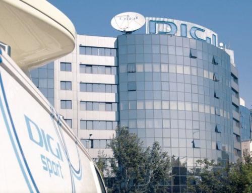 DIGI își îmbunătățește afacerile acțiunile rămân în urmă