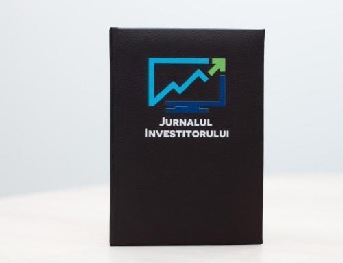 Am lansat: Jurnalul Investitorului – produs unic dedicat investitorilor la Bursa de Valori Bucuresti