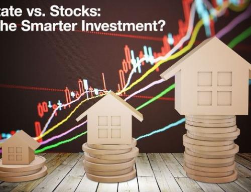 Investiții imobiliare vs. Investiții la bursă