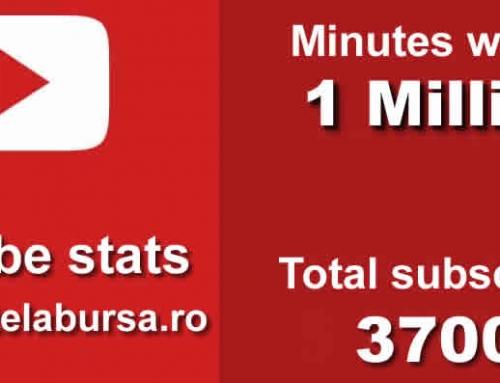 1  Milion de minute de educatie bursiera