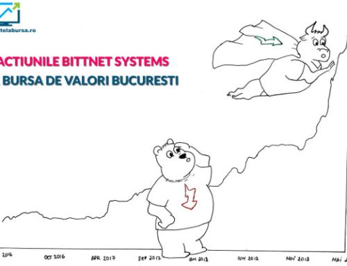 Acțiunile Bittnet Systems sunt de neoprit la Bursa de Valori București