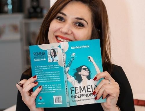 Investiții la genul feminin – primul interviu cu Daniela Irimia