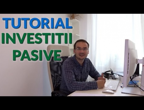 Tutorial: Investitii pasive la bursa