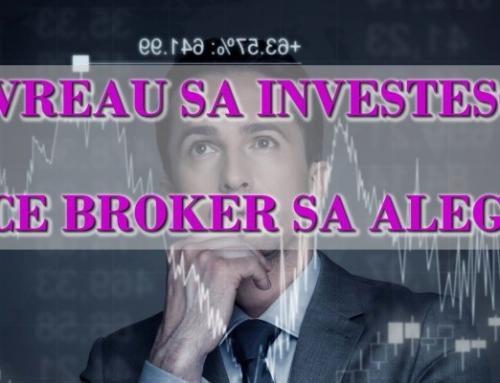 Vreau sa investesc la bursa – ce broker sa aleg?
