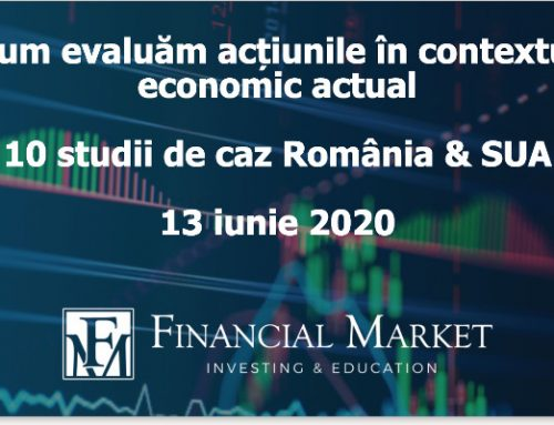 Cum evaluam actiunile in contextul economic actual