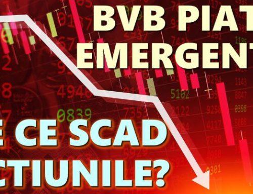 BVB piata emergenta – de ce scad actiunile?
