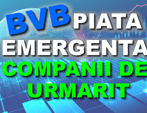 BVB piață emergentă – ce companii urmărim