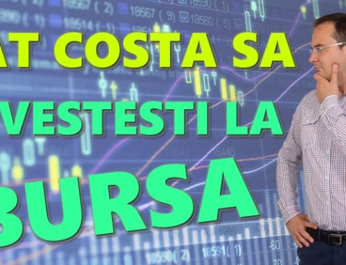 Cat costa sa investesti la bursa?